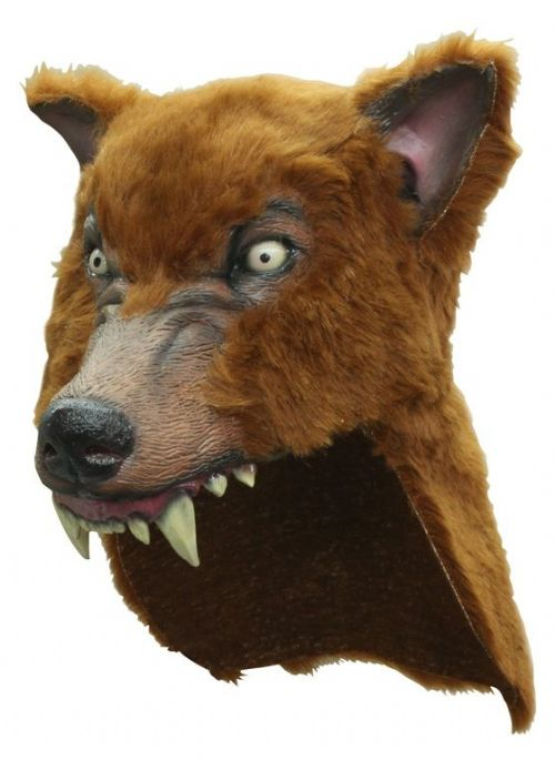 Mask Helmet Wolf Teenwolf Teen Animal Halloween Beast